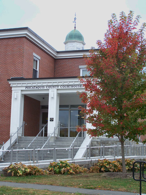 Piscataquis County Court House